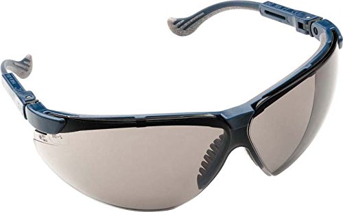 Honeywell 1011025 XC Blue, Frame TSR Gray FogBan Lens Safety Goggles