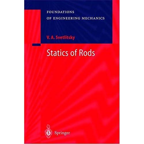 Statics of rods