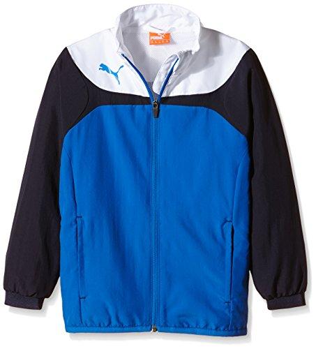 PUMA Herren Jacke Esito 3 Leisure Jacket, royal-white, XL, 653971 02 (Polyester-freizeit-anzug-jacke)