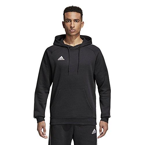 Adidas Core18 Hoody Sweatshirt,  Hombre