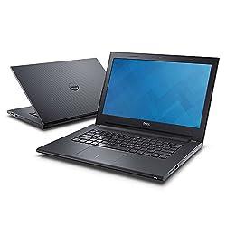 Dell Inspiron- 3443 14-inch Laptop (Core i7-5th Gen/4GB/500GB/2GB NVIDIA Graphic/ Windows 10), Black