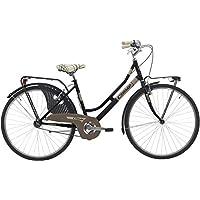 Bicicleta de paseo para mujer de 26pulgadas de Cinzia Friendly, mujer, 8033389460150, Negro