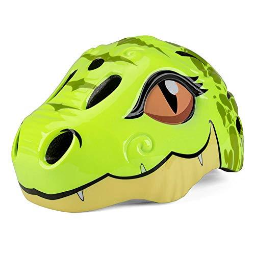 lossomly Sport Fahrradhelm Fahrrad Kinderhelme Dinosaur Dragon Design für Kleinkind-Kinderschutz Various Occasions
