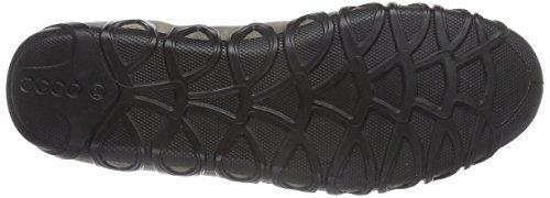 ECCO Dayla, Scarpe Stringate Basse Derby Donna Grigio(Warm Grey/Warm Grey Metallic 56049)