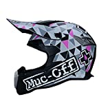WZFC Crosshelm Motocross Enduro Downhill Helm Motorradhelm Integralhelm (Model-MUC),L