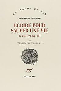 """Afficher """"Écrire pour sauver une vie"""""""