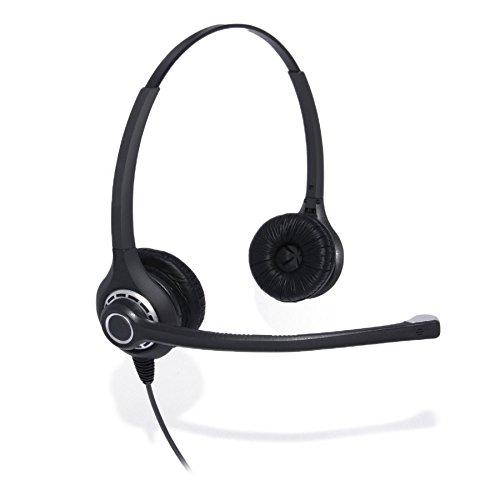 Cisco SPA509G Professionelles binaurales Geräuschunterdrückendes Headset -