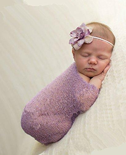 Ximkee Cute Newborn Baby Boy Girl Infant Crochet Costume Photo Photography Props 0-6 months