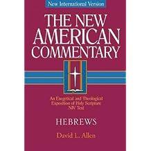 (Hebrews) By Allen, David L. (Author) Hardcover on 15-Sep-2010