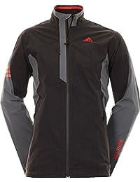 Adidas Gore-Tex Stretch Chaqueta de Golf, Hombre, Negro, L