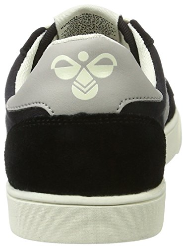 Hummel Sl. Stadil Duo Canvas Low, Sneakers Basses Mixte Adulte Noir (Black)