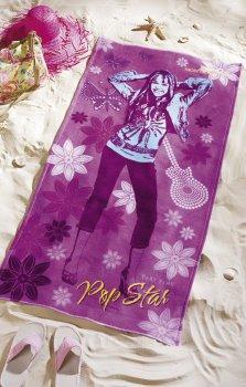 Hannah Montana Strandtuch (Hannah Montana Strandtuch Walt Disney)