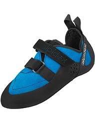 387cac5cde865 ALPIDEX Chaussures d escalade avec Fermeture à Lacets et Semelle Vibram -  asymétrique