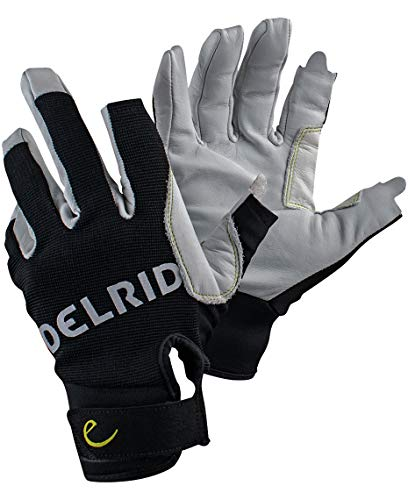 Edelrid Handschuhe Work Gloves closed Close, Snow (047), M