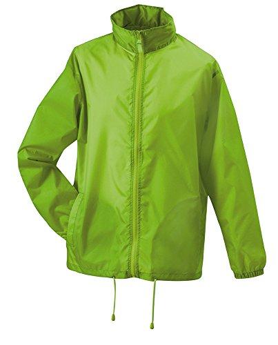 JN195 Promotion Jacket Leichte Windjacke für Freizeit und Promotion Limegreen