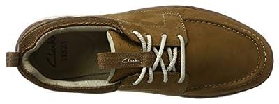 Clarks Men's Orson Bay Low-Top Sneakers