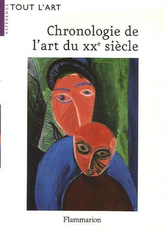 Chronologie de l'art du XXe siècle par Michel Draguet