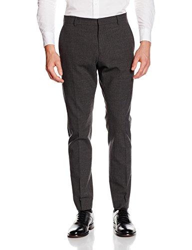 SELECTED HOMME Herren Anzughose Grau (Medium Grey Melange)
