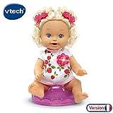 VTech  - Little Love - Léa découvre le pot, poupée interactive pour enfant