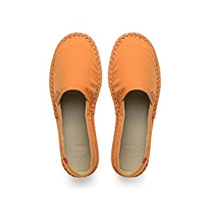 Havaianas Origine III Espadrillas Unisex Adulto, Arancione (Light Orange) 36 EU