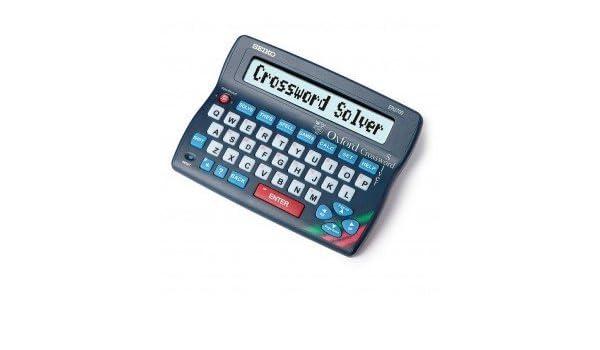 crossword solver thesaurus