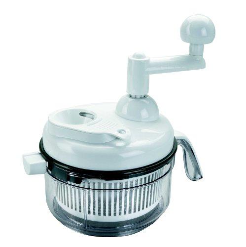 LACOR 60361 Minizerhacker mit Mixer 1 L