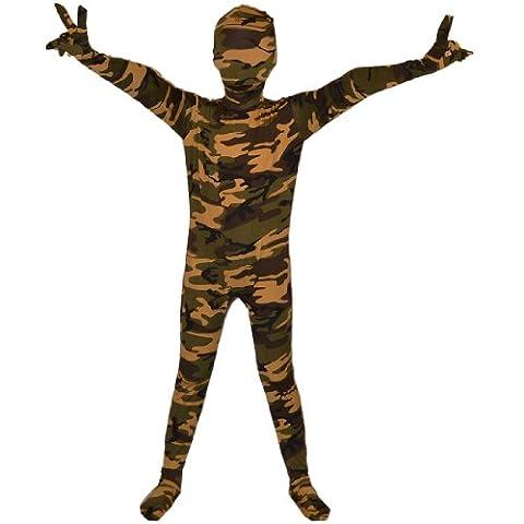 partiss Big garçons Camouflage Couleur Lycra Spandex pour femme