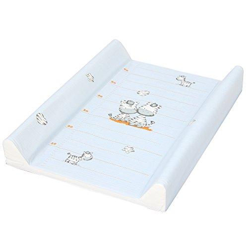 Wickeltischauflage Wickelbrett Wickelplatte Wickelauflage Babybett Auflage 50x70 cm Design 5 NEU