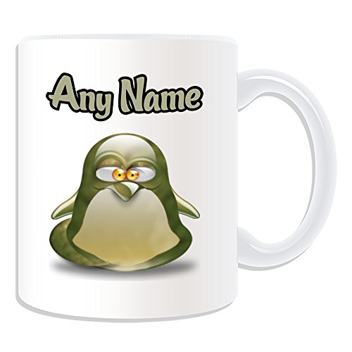 Personalisiertes Geschenk–Jabba der Hutt Tasse (Pinguin Film Charakter -