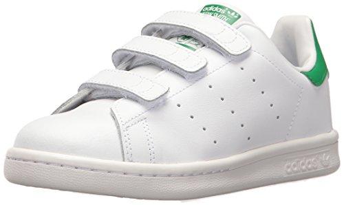 Adidas M20607, Tennis Garçon, Blanc, 32 EU