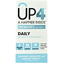 Up4 Probiotics, DDS1 Daily, 60 Count by Up4