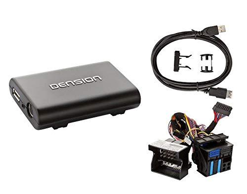 Dension Gateway 300 GW33AC1 Schnittstellenmodul für Audi (iPod, iPhone, USB)