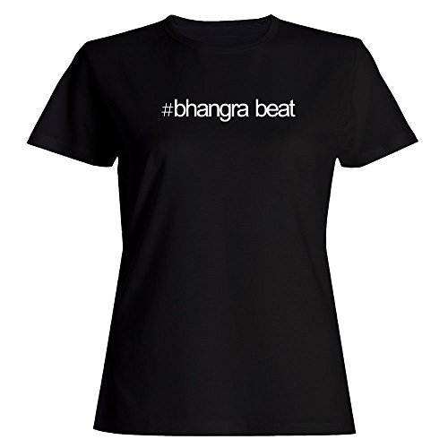 Idakoos Hashtag Bhangra Beat - Musik - Damen T-Shirt -