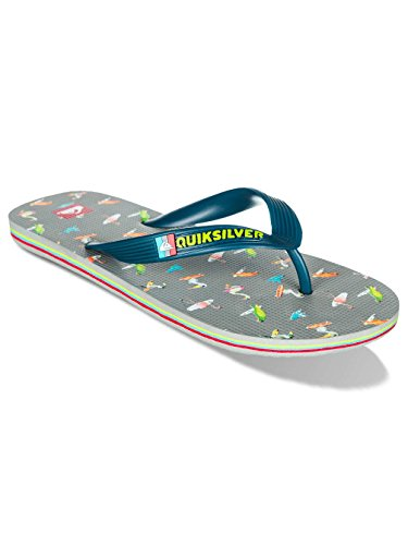 Kinder Sandale Quiksilver Little Molokai Screenline Sandals Boys