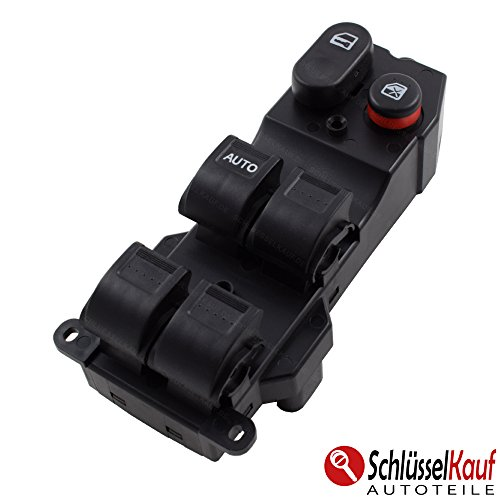 Fensterheber Schalter Schalteinheit Schaltelement Vorne Links Fahrerseite 35750SLNA010 NEU (Fensterheber Honda)