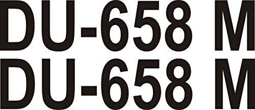 ShirtInStyle Bootsset fürs Boot 'Anker' 1 x Kapitänscap, 2 x Bootskennzeichen und 2...