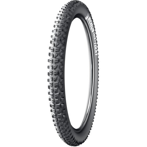 Michelin Reifen Wild Rock R Descent tubeless, Schwarz, 26 Zoll, 1102621000