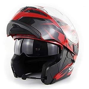 Wansheng Moto Casco de Motocicleta