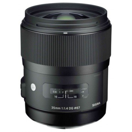 Sigma 34095435mm 1.4a DG HSM Can