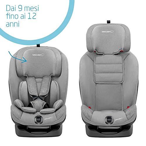6a3bd12cd2 Bébé Confort Titan Seggiolino Auto 9-36 Kg, Gruppo 123 Cresce con il ...