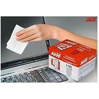Jelt E-NET Lingettes de nettoyage pour Ecran LCD