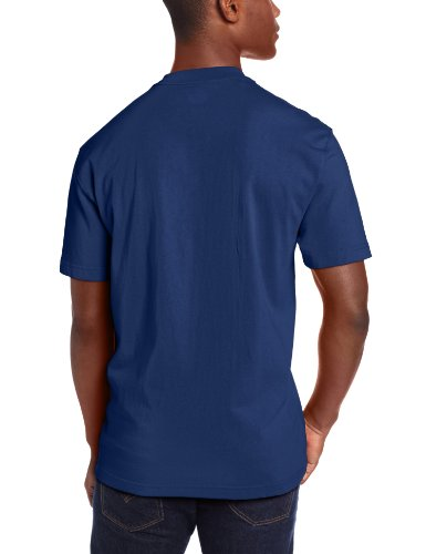 Dickies – -Uomini ws450 Heavyweight Crew Neck Tee Blu