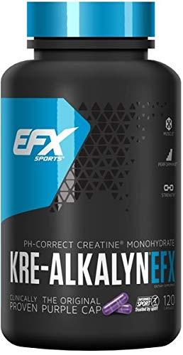 All American EFX Kre-Alkalyn EFX, Kapseln - 120 Kapseln