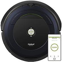 iRobot 600 Series Roomba 695 Vacuum Cleaning Robot (Blue)