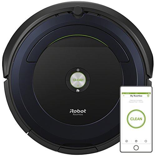 irobot Roomba 695 Aspirateur, Noir