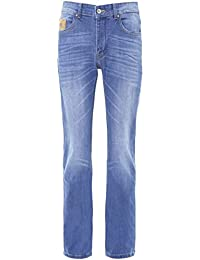 La Martina Jeans Slim Fit Light Wash Denim