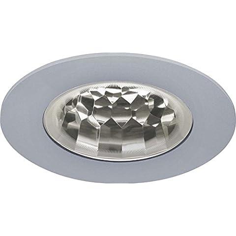 Philips PLS–Lámpara LED de Downlight (SI rs530b # 857655007S/830PSU de S MB GC Lux Pace Accent Mini Foco/Faro