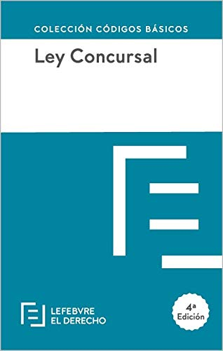 Ley Concursal: Código Básico (Códigos Básicos)