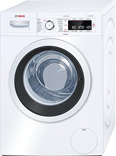 Bosch WAW28500 Serie 8 Waschmaschine FL / A+++ / 152 kWh/Jahr / 1400 UpM / 9 kg / Weiß / 11200...