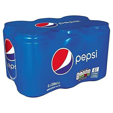 Pepsi 8 x 330ml